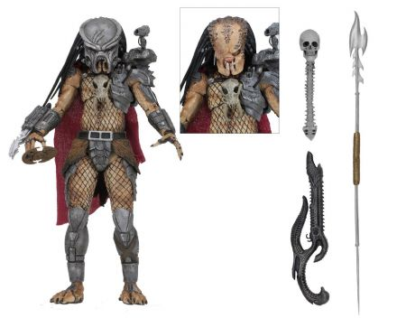 "NECA Ultimate Ahab Predator 7"" Scale Action Figure"